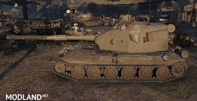 IS-6 Remodel 1.0.0.3++ [1.0.0.3], 1 photo